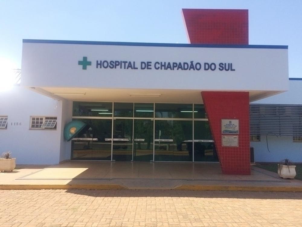 Jovem morre após disparo acidental. Ele foi levado para o hospital de Chapadão do Sul (MS). — Foto: Jovem Sul News/Norbertino Angeli