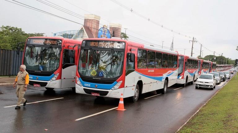 Consórcio atende exigência da Prefeitura e renova frota no transporte coletivo