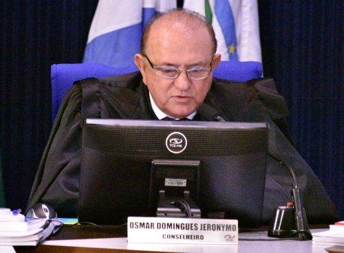 O conselheiro Osmar Jerônymo (Divulgação TCE-MS)
