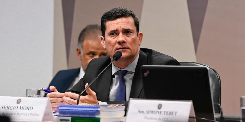 Moro irá defender prisão em segunda instância em audiência - Foto: Marcelo Camargo/Agência Brasil/CP Memória