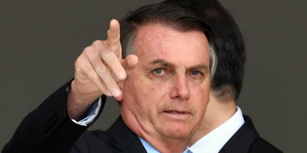 Bolsonaro estará em Bento Gonçalves para a Cúpula do Mercosul - Foto: Evaristo Sa/AFP/CP