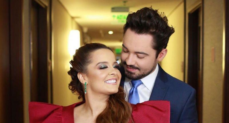 Maiara e Fernando namoram há quase um ano - Foto: reprodução/instagram (@maiara)