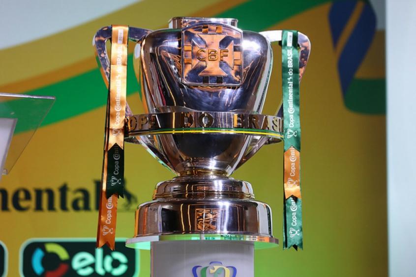 Copa do Brasil - Lucas Figueiredo/CBF