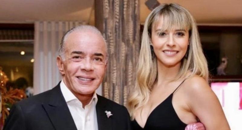Chiquinho Scarpa e Luana Risério - Foto: Reprodução/Instagram (@conde_chiquinho_scarpa)