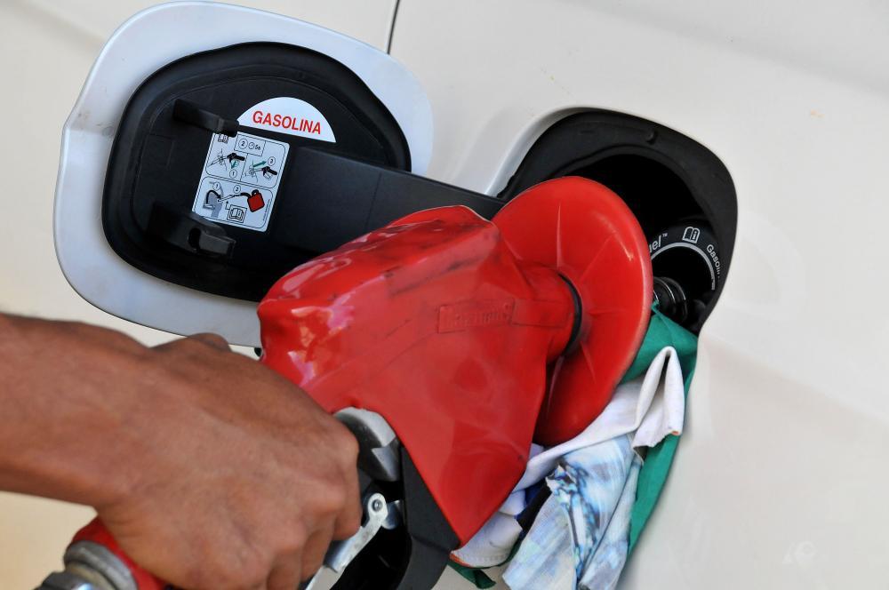 Em Campo Grande, gasolina tem preço médio de R$ 4,247 - Foto: Bruno Henrique/Arquivo/Correio do Estado