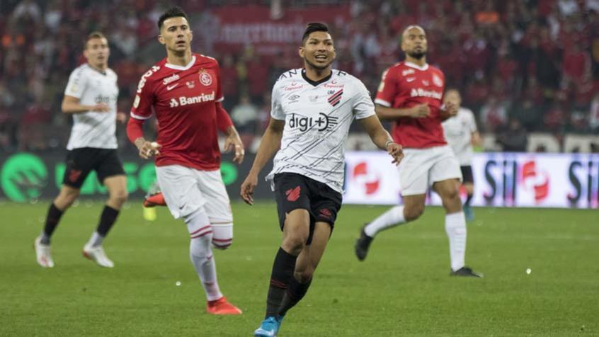 Rony é um dos destaques do Athletico e tem futuro indefinido até agora - Foto: Digue Cardoso/Agencia Freelancer