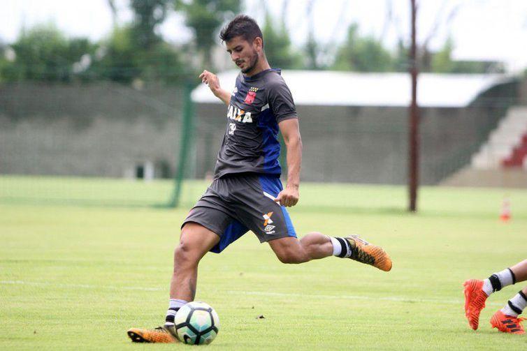 Ricardo Graça, zagueiro do Vasco, foi o último a ser convocado para a Seleção Olímpica - Paulo Fernandes/Vasco.com.br