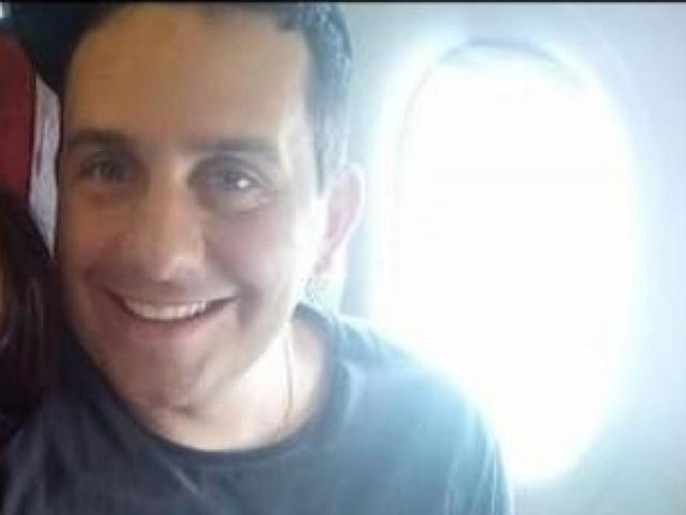 Investigador morto na região de fronteira com o Paraguai — Foto: Redes sociais