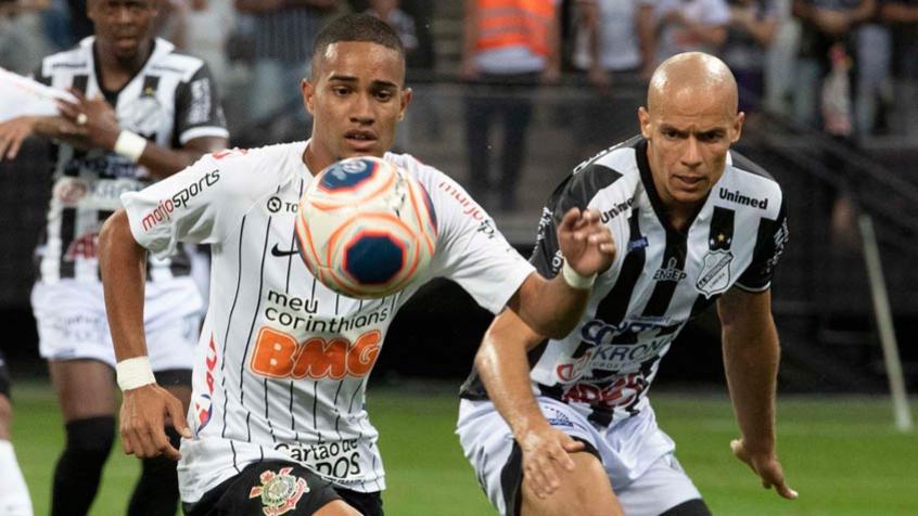 Corinthians joga mal e perde a chance de assumir a liderança do Grupo D do Paulistão - Foto: Gero Rodrigues/Ofotograficopress/Lancepress!
