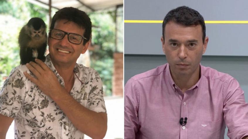 Will Dantas não gostou das críticas de André Rizek em relação a Pedrinho - Foto:Reprodução