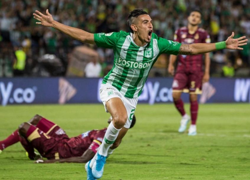 Daniel Muñoz é o alvo do Palmeiras para reforçar a lateral direita - Foto: Divulgação