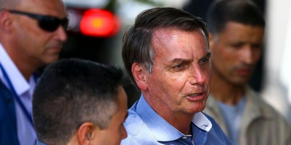 Havia o plano de Bolsonaro e Fernández se encontrarem durante a posse de Luis Lacalle Pou no Uruguai - Foto: Marcelo Camargo/Agência Brasil