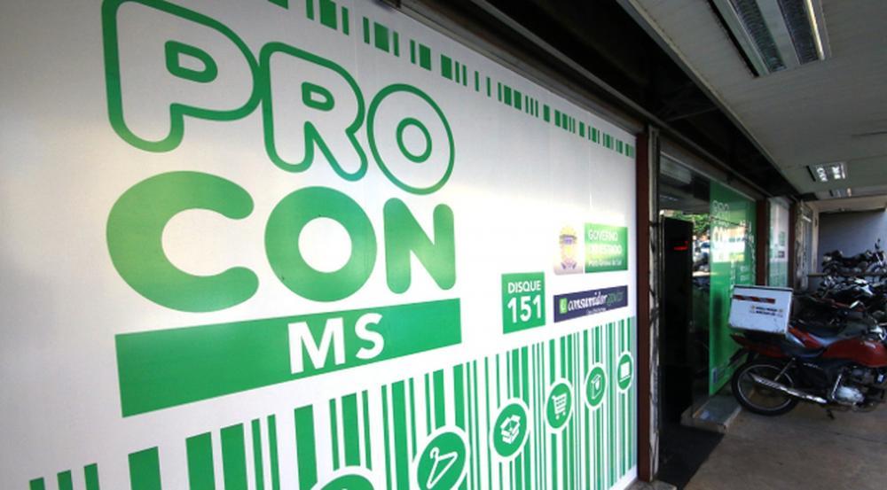 Foram elencadas, as 100 empresas consideradas como piores no ranking das prestadoras de serviços e que apresentam maior número de reclamações aos órgãos de defesa do consumidor. — Foto: Procon MS/Reprodução