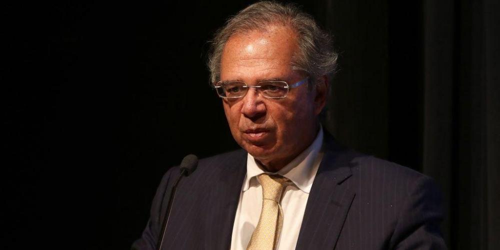 Paulo Guedes falou sobre medidas econômica contra o coronavirus - Foto: Wilson Dias/Agência Brasil