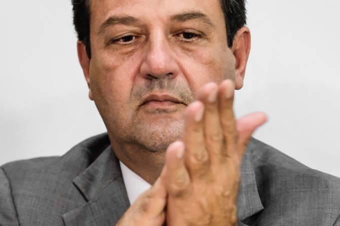 Luiz Henrique Mandetta sinaliza para flexibilização da quarentena em determinados estados - Foto: João Alvarez/Fotoarena