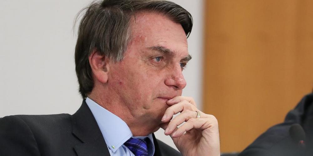 Bolsonaro volta a chamar manifestantes contra seu governo de