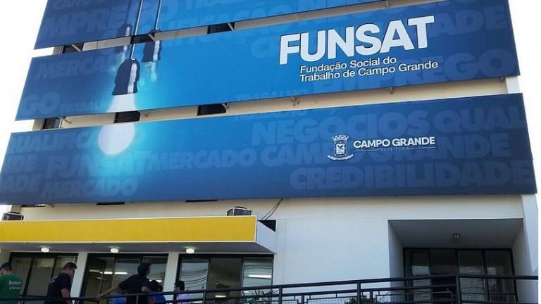 Funsat inicia junho com 216 vagas de trabalho que variam de R$1.110 a R$2.600