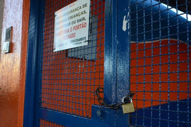Escolas particulares estão fechadas desde março - Foto: Álvaro Rezende/Correio do Estado