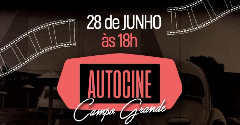 Autocine retorna com exibições gratuitas depois de mais de 30 anos desativado