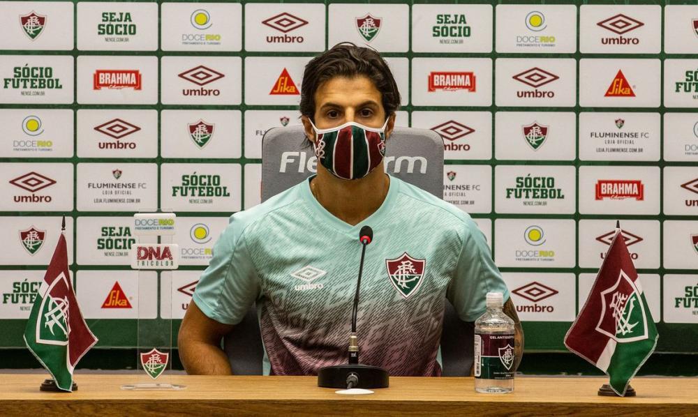 Foto: Lucas Mercon/Fçuminense FC/Direitos reservados