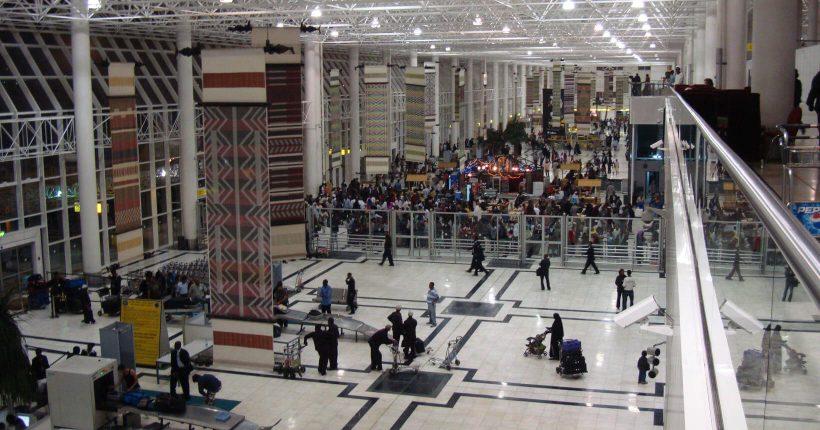 Conexão em Addis Abeba: principal aeroporto da Etiópia