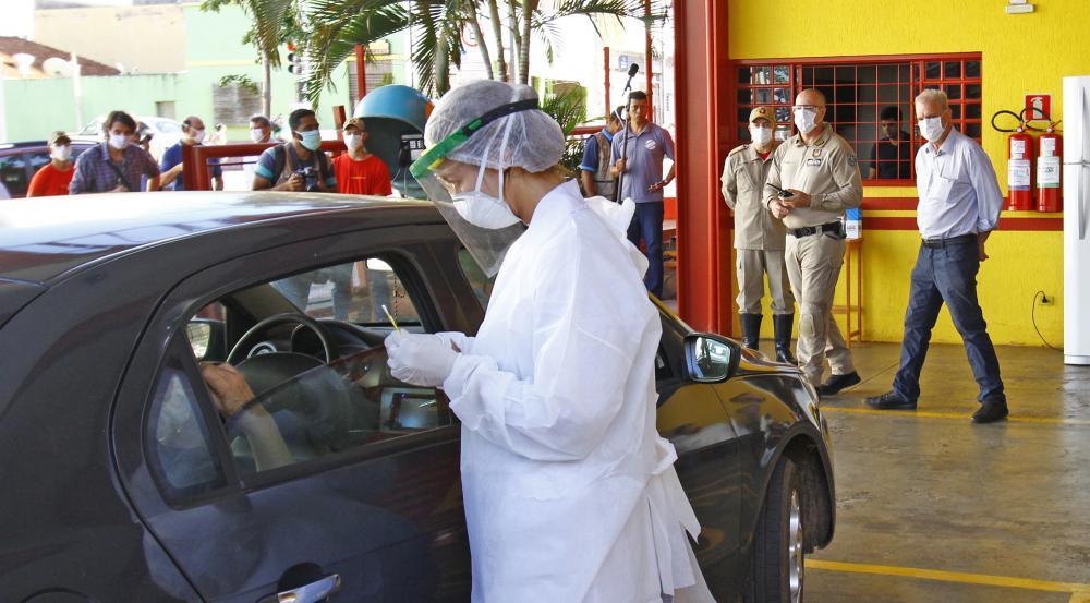 Mato Grosso do Sul tem 107 mortes por coronavírus e 9.388 confirmados
