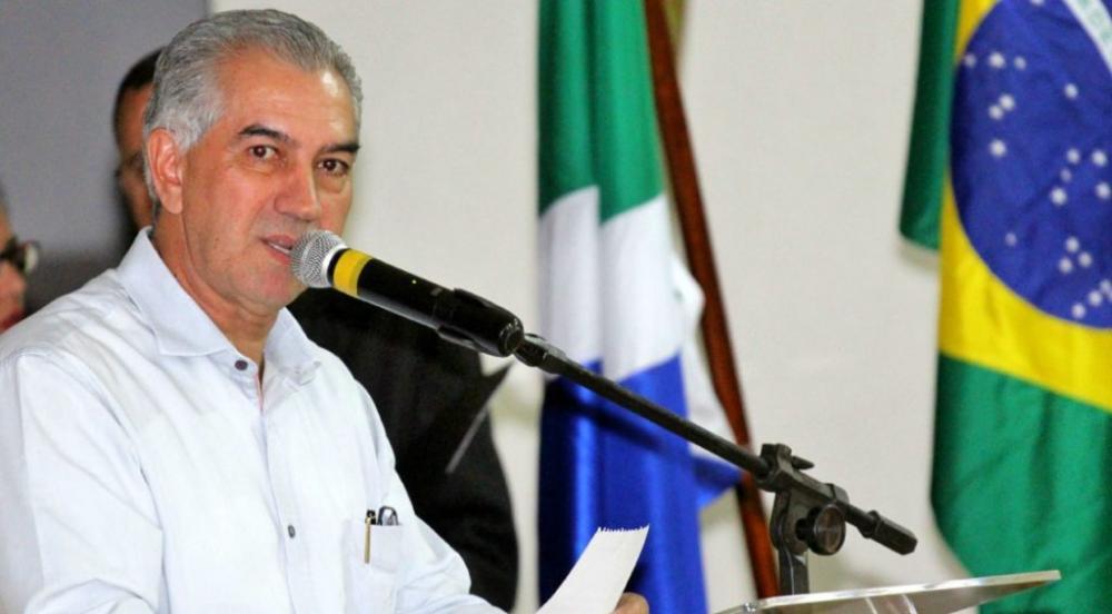 Em feira agropecuária, Reinaldo Azambuja destaca desafios logísticos e responsabilidade sanitária