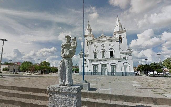 Cidade de Quixeramobim, no Ceará, registrou tremores de terra Fonte: Último Segundo - iG @ https://ultimosegundo.ig.com.br/brasil/2019-07-26/terremoto-de-magnitude-32-atinge-interior-do-ceara.html