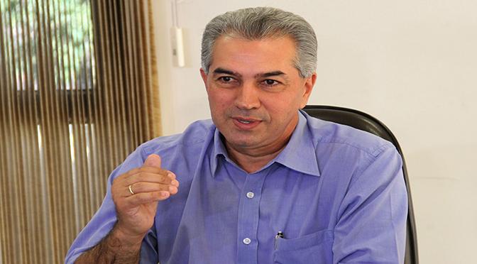 Reinaldo Azambuja anuncia complexo esportivo e investimentos milionários em Maracaju