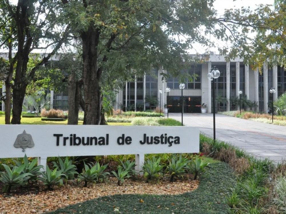 Prédio do Tribunal de Justiça de Mato Grosso do Sul — Foto: Fernando da Mata/G1 MS